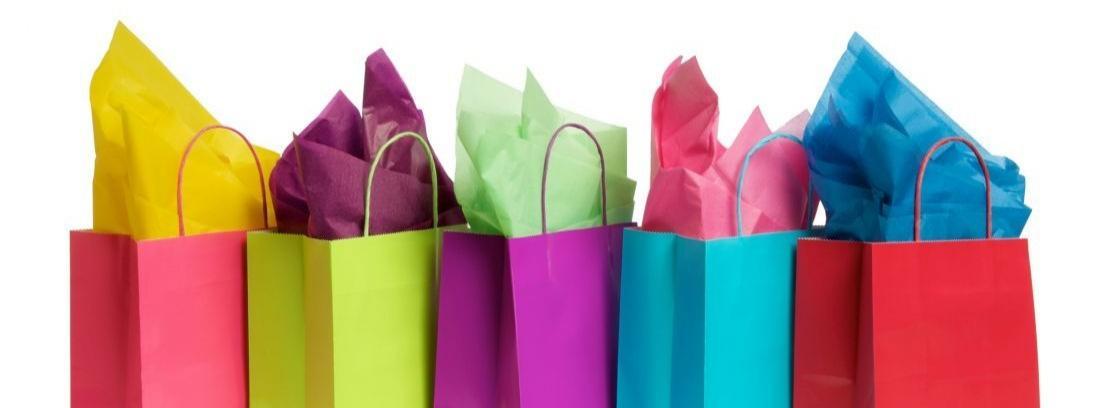Hacer una bolsa de regalo