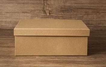 Cómo hacer una caja de cartulina