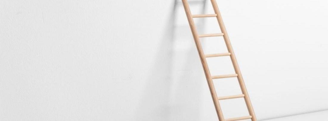 Fabricar una escalera