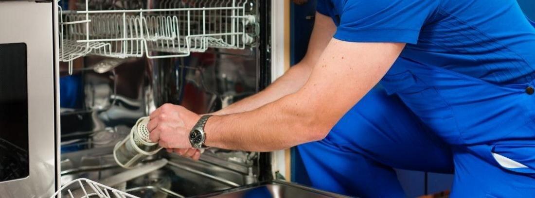 Instalar un lavavajillas