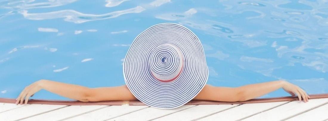 Limpieza del filtro de la piscina
