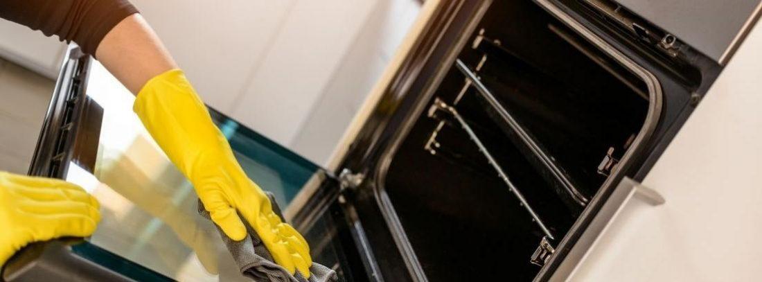 Cómo Limpiar Un Horno Muy Sucio Canalhogar