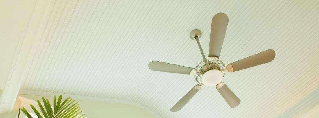 Cómo limpiar las aspas del ventilador