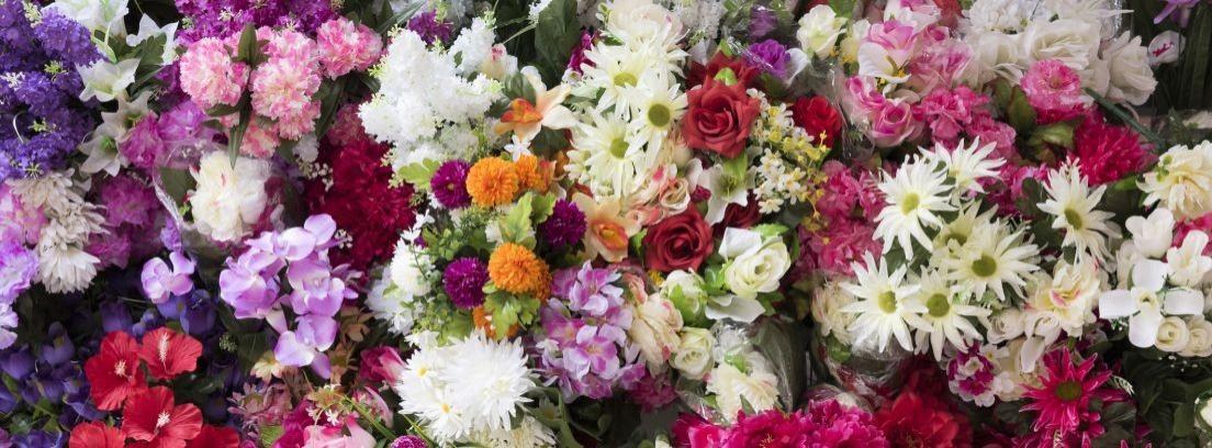 Consejos para la limpieza de flores artificiales