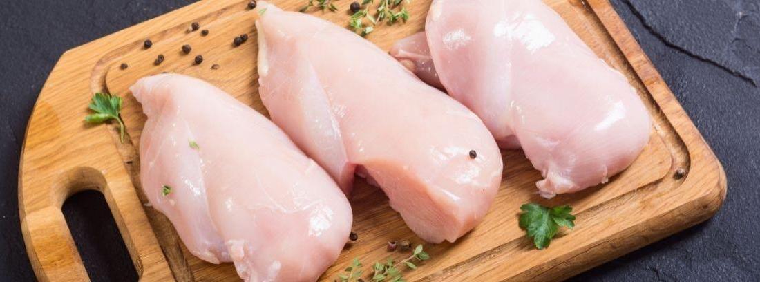 Aprende a deshuesar un pollo