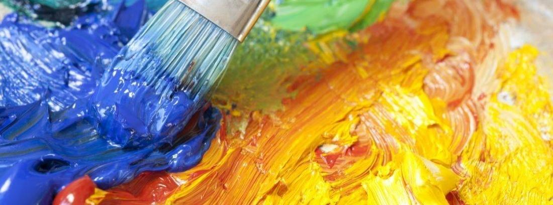 Mezclar pinturas