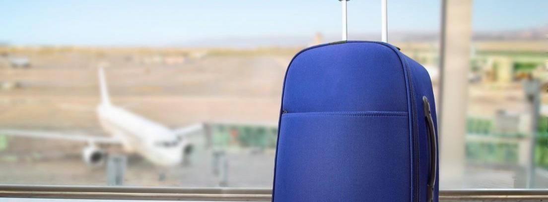 Cómo no perder la maleta: ayuda tecnológica