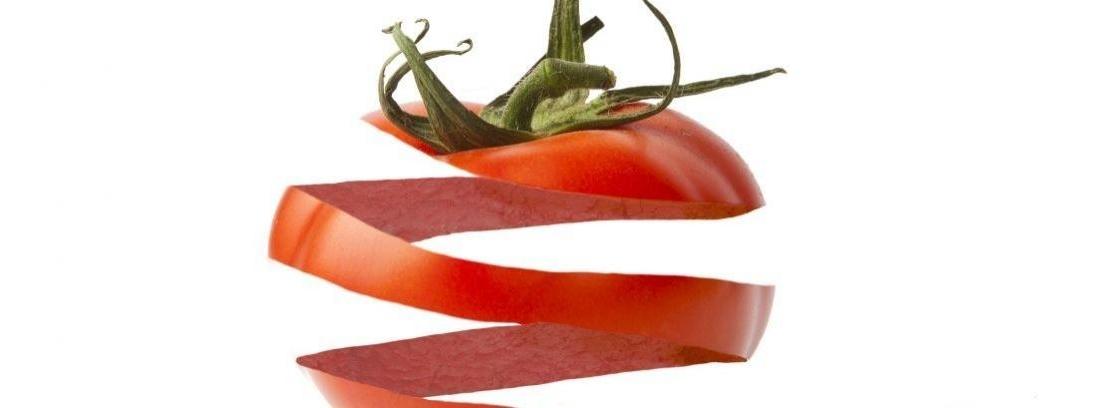 Truco para pelar tomates