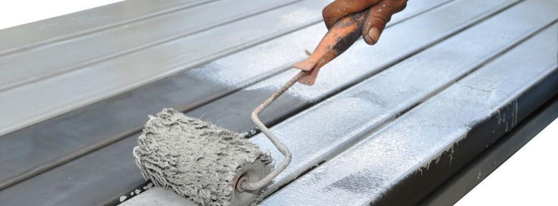 Cómo pintar el hierro