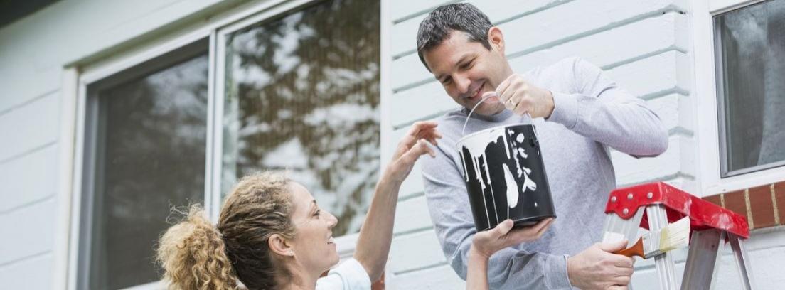 TUTORIAL: Cómo pintar fachadas exteriores