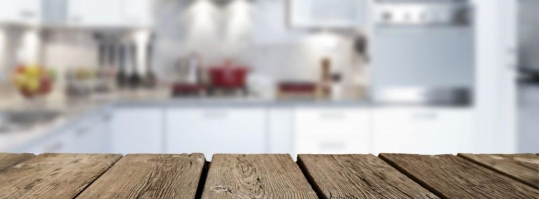 C mo pintar la encimera de la cocina canalhogar - Pintar encimera cocina ...