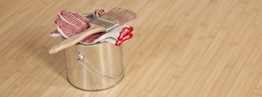 Cómo pintar las baldosas del suelo