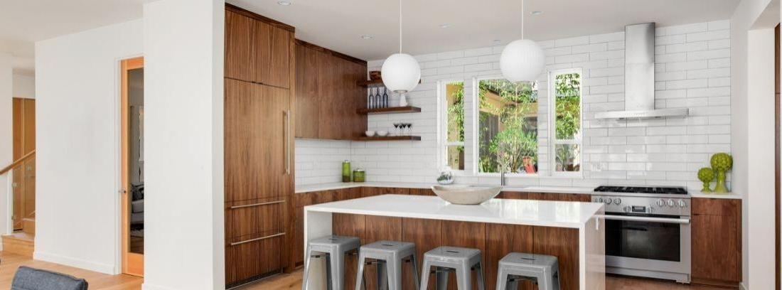 Cómo pintar los muebles de la cocina - canalHOGAR