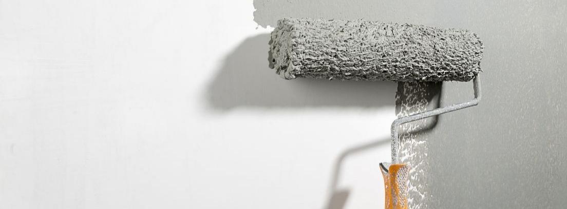 Cómo pintar paredes de yeso