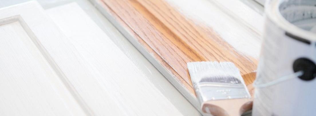 Pintar un armario