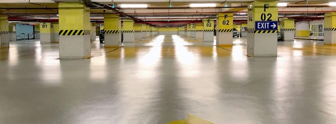 Cómo pintar un suelo de cemento
