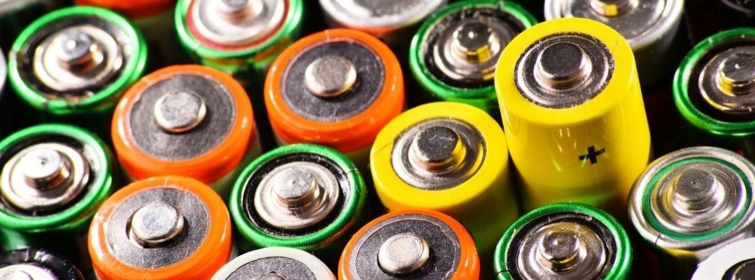 Consejos para recargar pilas usadas