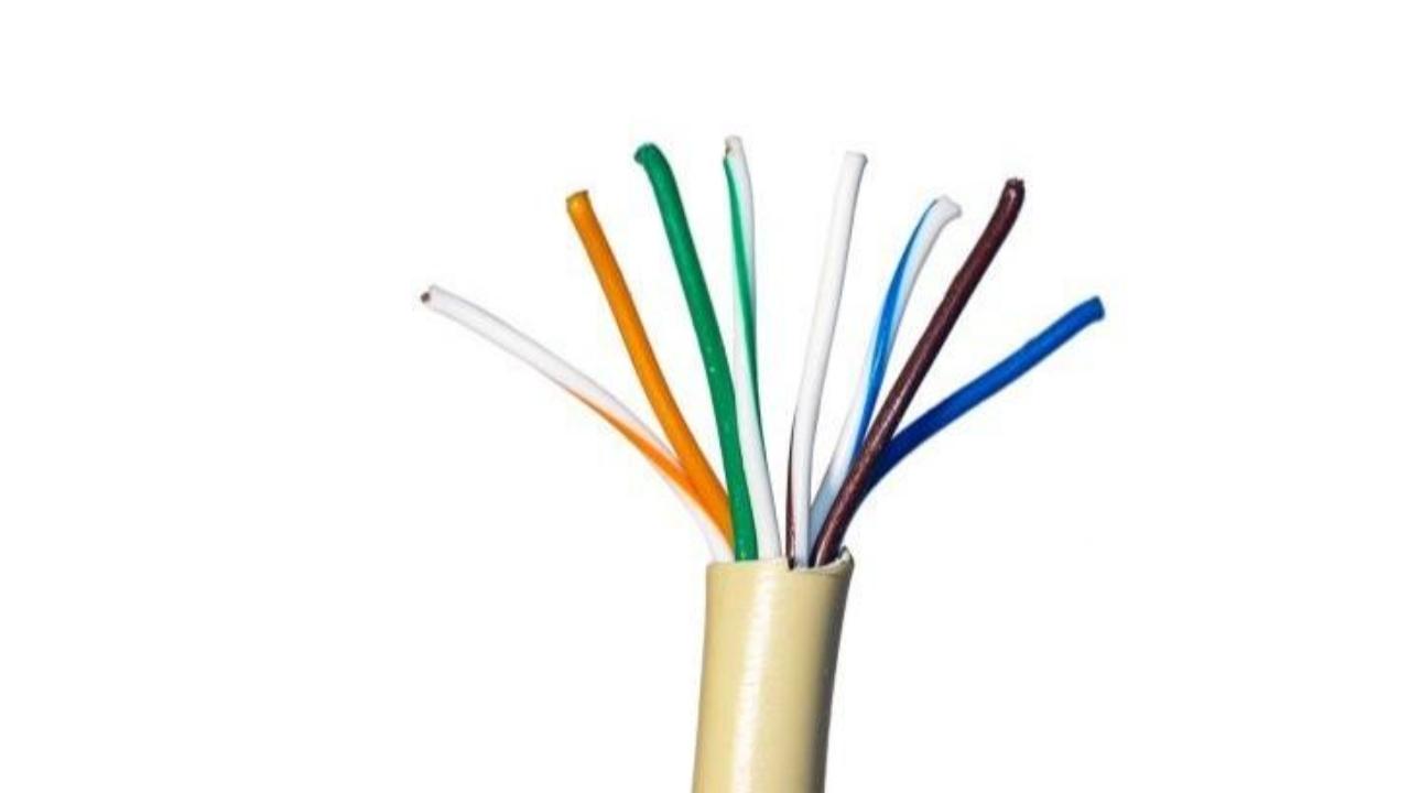 significado de cable rojo y negro