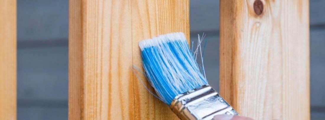 ¿Cómo se aplica el sellador de madera?