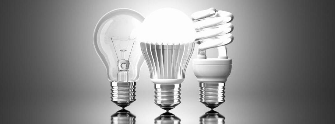 Cómo sustituir halógenos por LED