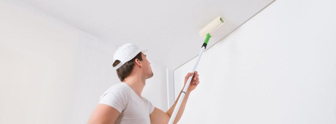 Consejos para pintar los techos