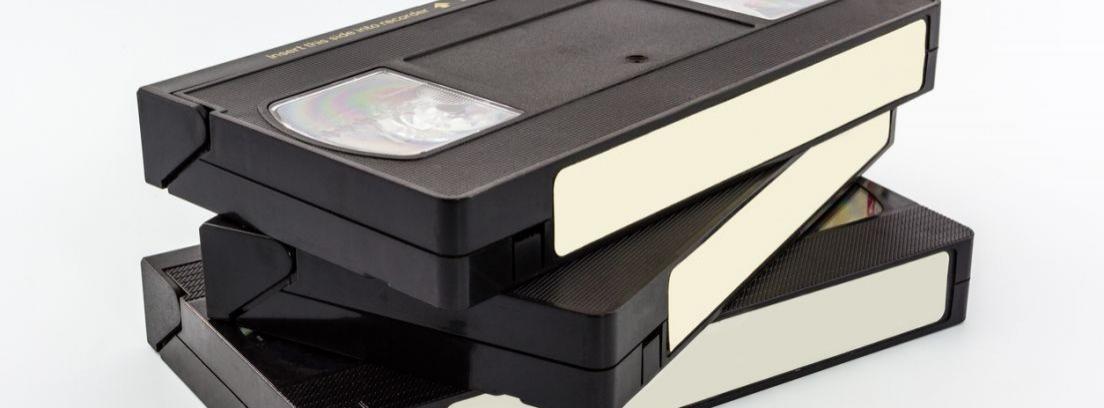 Conservar cintas VHS