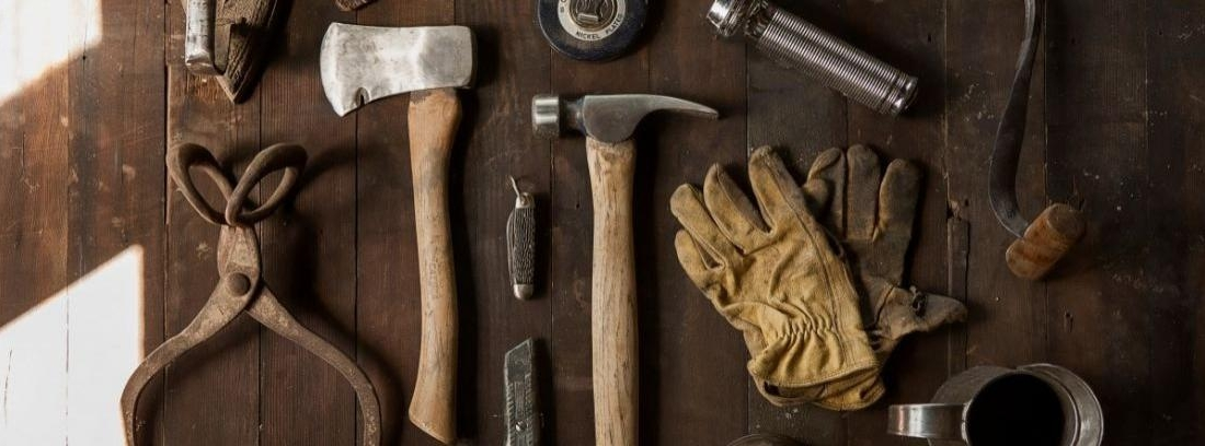 Cómo hacer un panel para herramientas