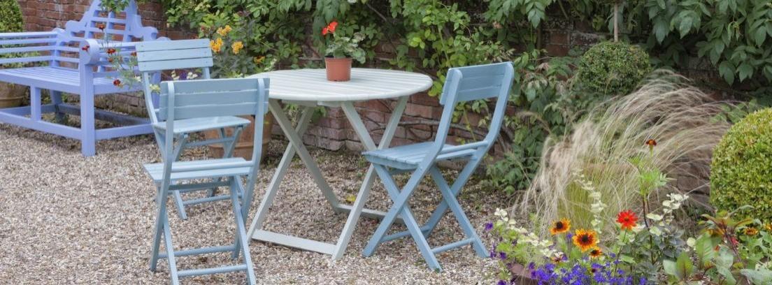 Hacer una mesa de picnic