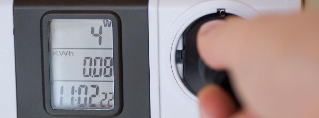Contador de calefacción individual en un radiador