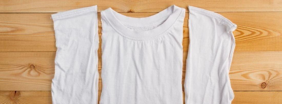 Renovar una camiseta