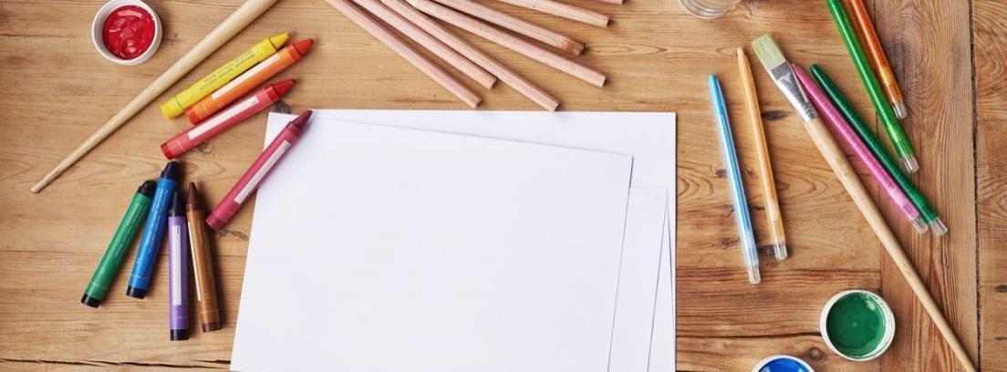 Crear una caja de luz para dibujar