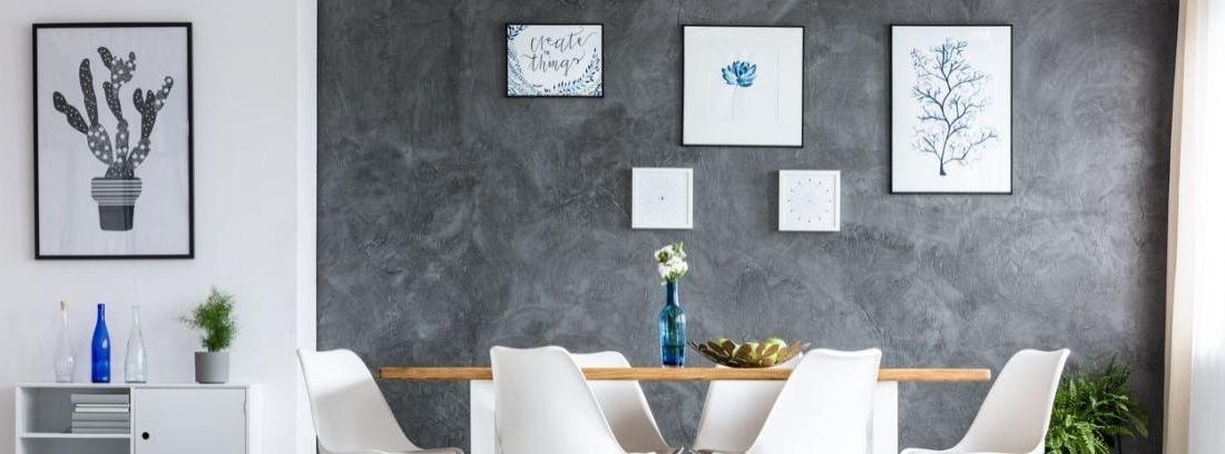 Cuadros estilo n rdico para una casa moderna canalhogar - Cuadros para casas modernas ...