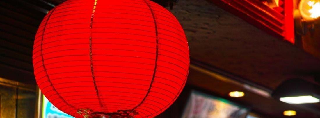 Decorar Una Lámpara De Papel De Arroz Canalhogar