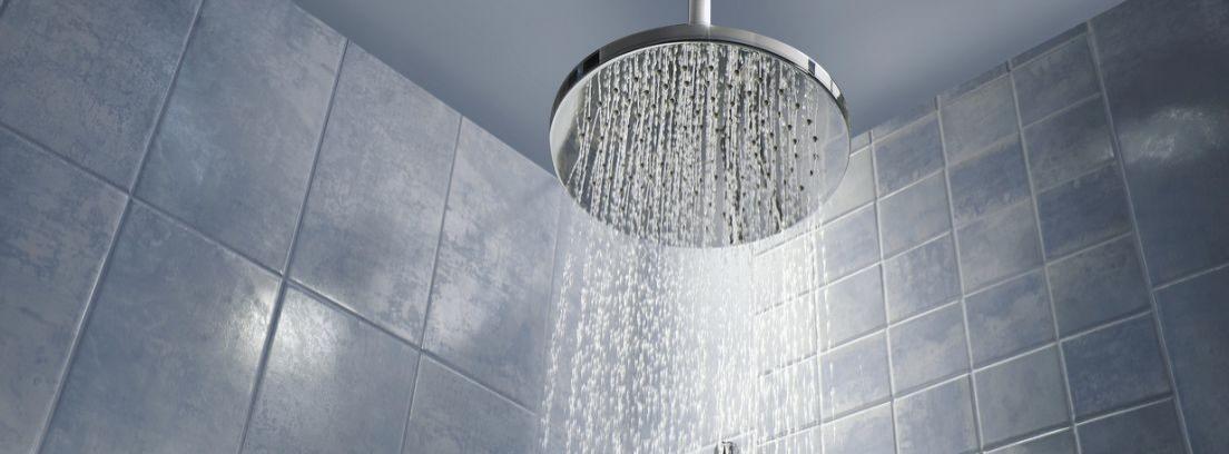 Desatascar el difusor o alcachofa de la ducha