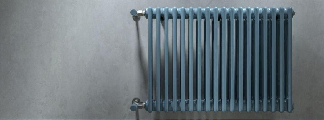 Desmontar un radiador