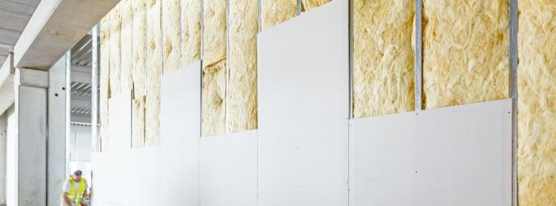 Diferencias entre el aislamiento copopren lana de roca y for Aislamiento acustico vidrio