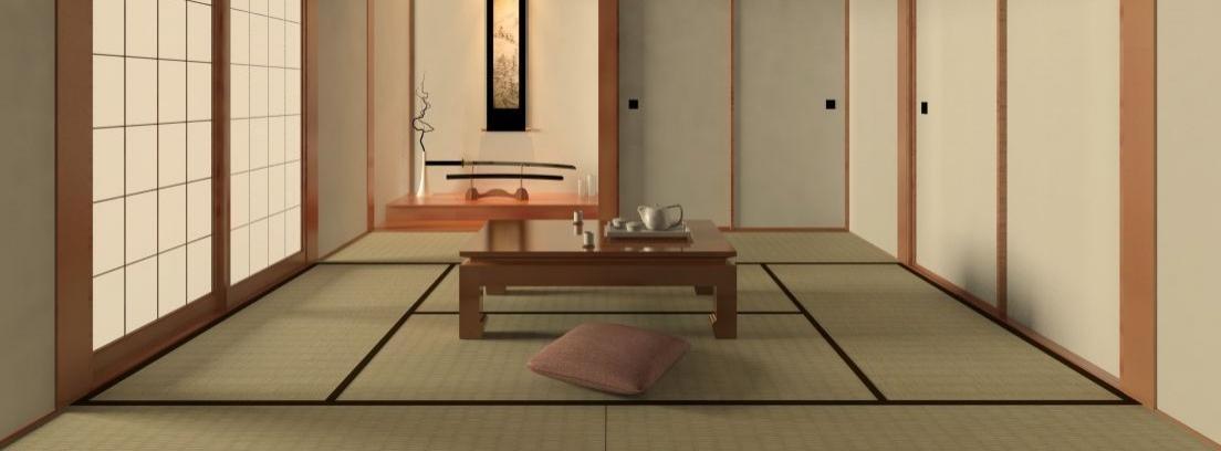 Dormitorios con tatami: tendencia oriental