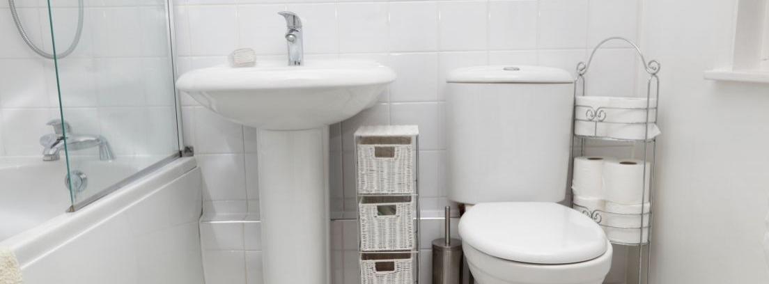 Espacio mínimo necesario para instalar un baño