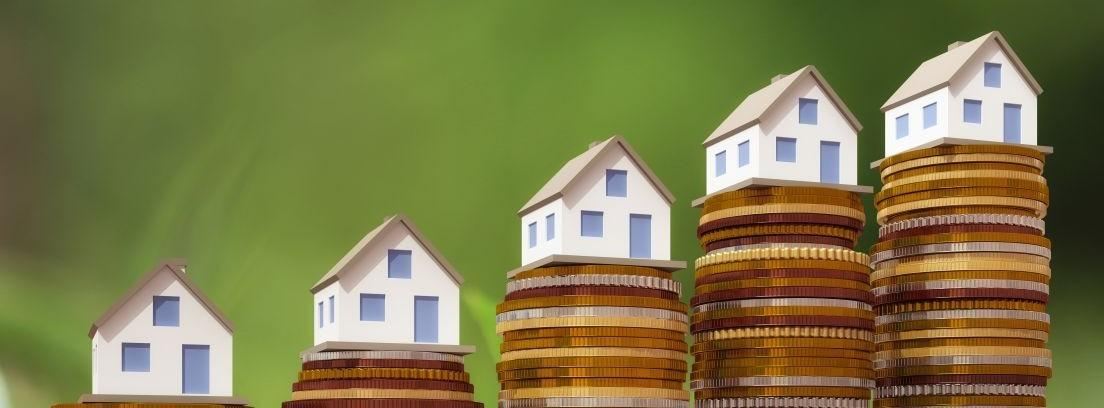 Este es el precio medio de una casa en tu ciudad
