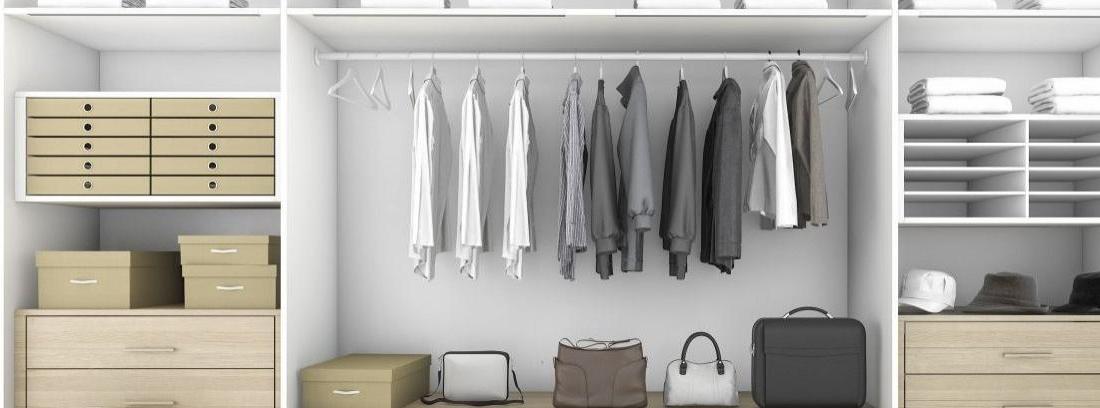 Cómo quitar la humedad de los armarios