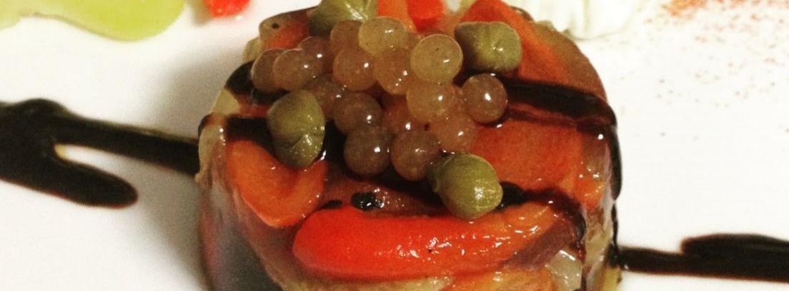 Receta de gelatina de verduras