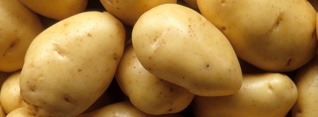 Guardar y conservar las patatas