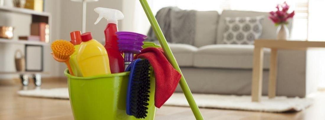 Hacer limpiadores caseros