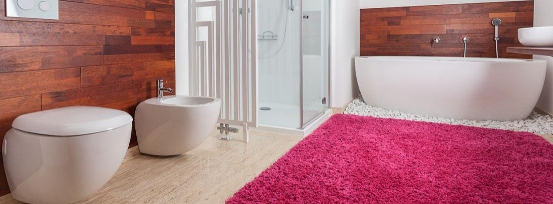 Cómo hacer tu propia alfombra de baño