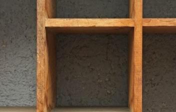 haz tu propio zapatero con cajas de madera