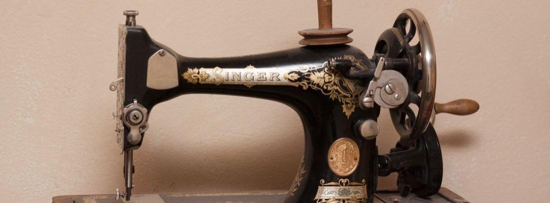 Historia de la máquina de coser Singer