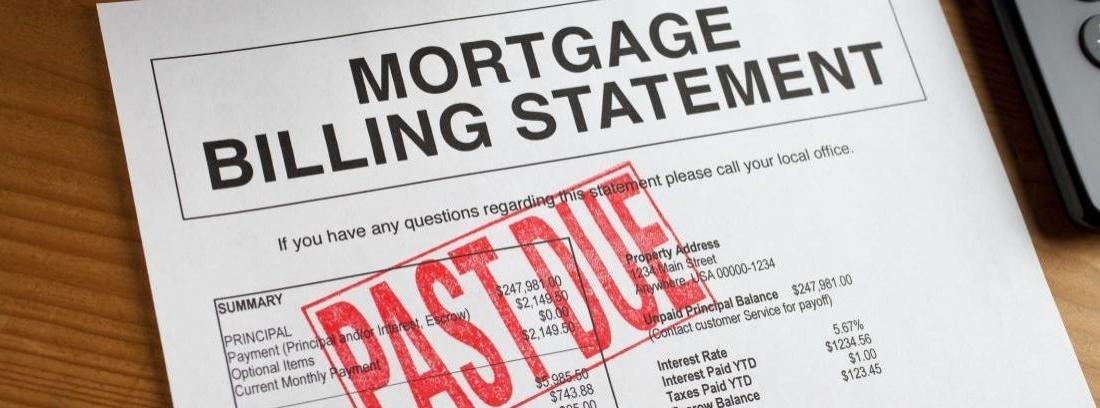 impago de la hipoteca