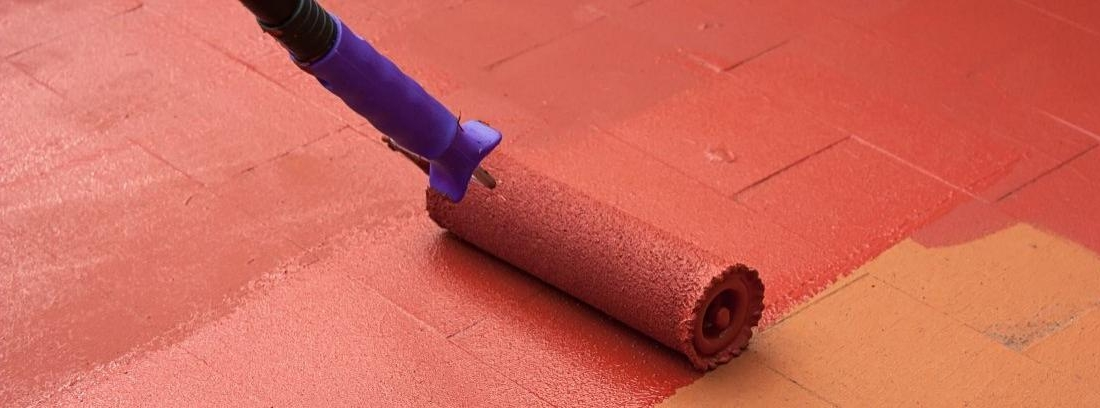 Terraza impermeable