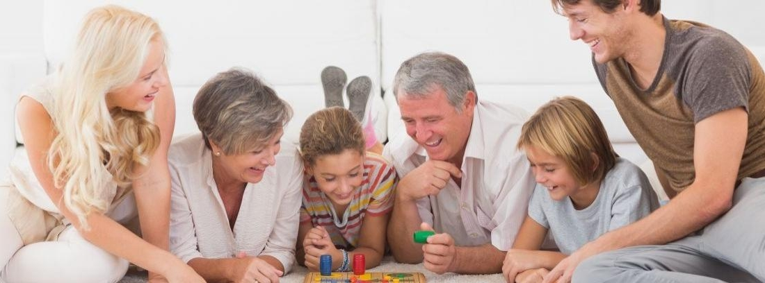 Juegos Y Juguetes En Familia A Divertirse Canalhogar