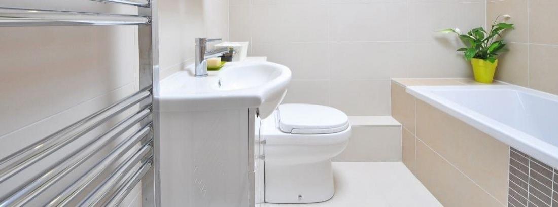 Ventilación en el baño